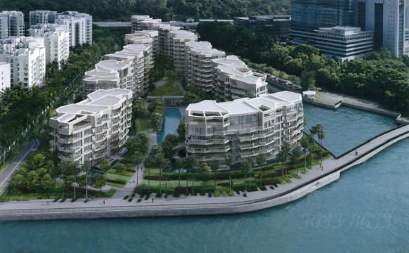 Corals @ Keppel Bay Waterfront Condominium